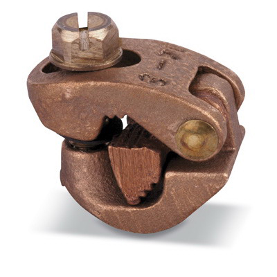 Thomas & Betts 35111 Mechanical Locktite Hinjon Junior Tee-Parallel Tap; 1/0-4/0 AWG, Copper