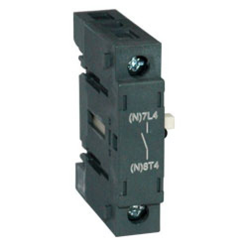 ABB OTPS40FPN1 Fourth Pole; 40 Amp, For 40 Amp 600 Volt OT16 - 40F3 Switch-Disconnectors