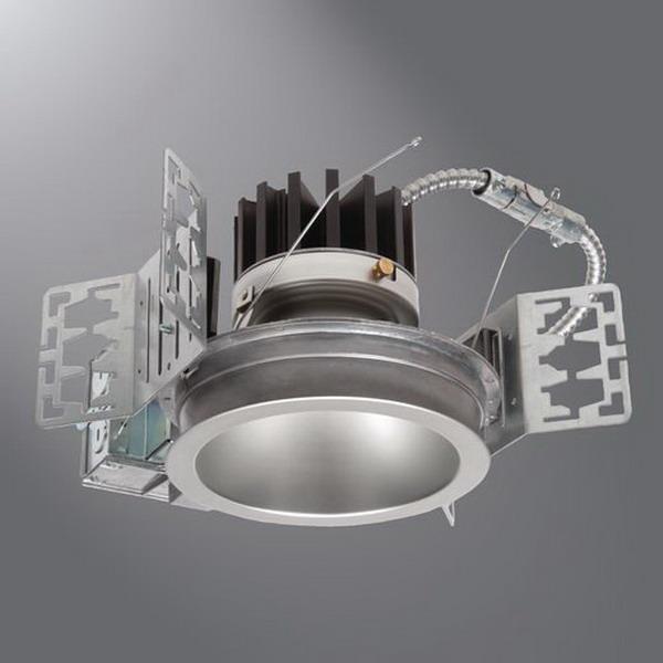 Cooper Lighting 6LM1LI 6 Inch Medium Self-Flanged Reflector Trim; Specular Clear