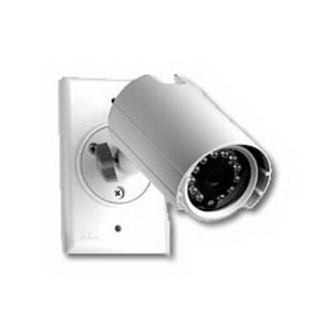 """""""""""Leviton VSOUT-W High Resolution Outdoor Color Camera 15 Volt DC, 1/3 Inch Color Sony CCD, 4.3 mm Lens,"""""""""""" 63260"""