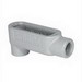 Appleton LB78 Type LB Conduit Body; Form 8, 2-1/2 Inch Hub, Grayloy™ Iron