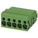 Phoenix Contact Phoenix 1748875 ISPC 5/3-STGCL Printed-Circuit Board Connector; 1000 Volt, 41 Amp, 7.62 mm Space, 3 Positions, Green