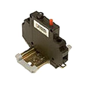 Phoenix Contact Phoenix 5531082 TMC42-01-5.0A Circuit Breaker; 250/80 Volt AC/DC, 5 Amp, Standard DIN Rail, Black