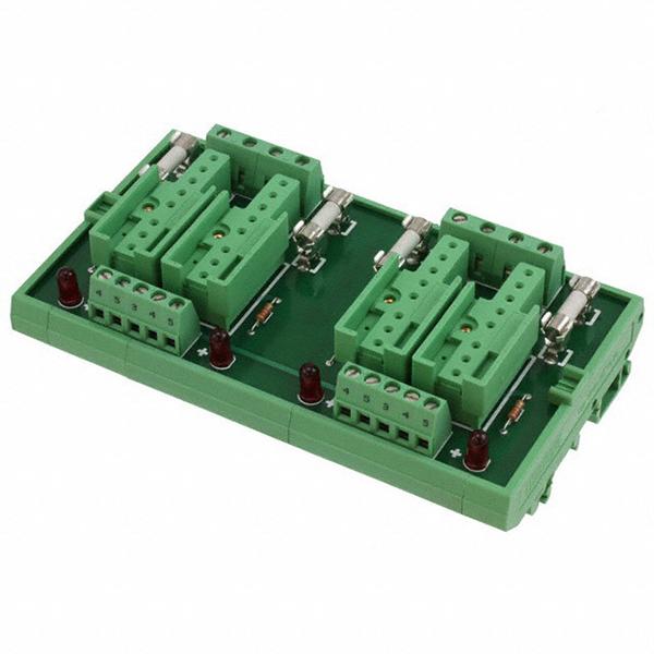 Phoenix 2282091 FLKM-4I/O Varioface Interface Module; Screw Connection