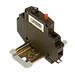 Phoenix Contact Phoenix 5650108 TMC42-01-1.0A Circuit Breaker; 250/80 Volt AC/DC, 1 Amp, Standard DIN Rail, Black