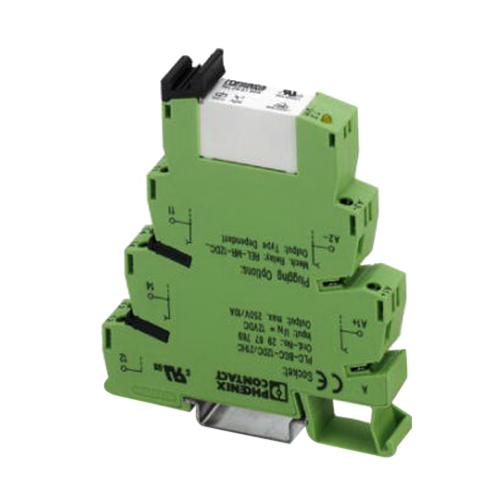 Phoenix Contact Phoenix 5650114 TMC42-01-3.0A Circuit Breaker; 250/80 Volt AC/DC, 3 Amp, Standard DIN Rail