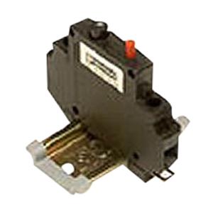 Phoenix Contact Phoenix 5650121 TMC42-01-10A Circuit Breaker; 250/80 Volt AC/DC, 10 Amp, Standard DIN Rail, Black