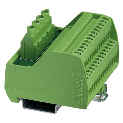 Phoenix 2315272 VIP-2/SC/PDM-2/32 Varioface Interface Module; 250 Volt AC/DC, 15 Amp, Screw Connection