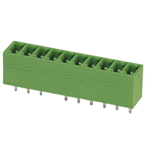 Phoenix Contact Phoenix 1843664 MCV 1,5/8-G Base Strip; 160 Volt, 8 Amp, 3.5 mm Space, 8 Positions, Green