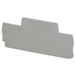 Phoenix Contact Phoenix 3038558 D-STTB2.5-Twin Terminal Block End Cover; Gray