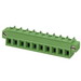 Phoenix Contact Phoenix 1847398 MC 1,5/6-STF Printed-Circuit Board Connector; 320 Volt, 8 Amp, 5.08 mm Space, 6 Positions, Screw Connection, Green