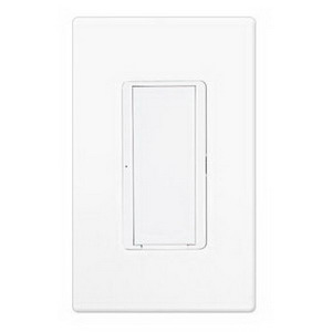 Lutron MRF2-8S-DV-WH Maestro Wireless® Digital Switch with RF Receiver Sensor; 1-Pole, 120/277 Volt AC, 8 Amp Light, 3 Amp Fan, White