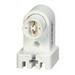 Cooper Wiring 2501W-BOX Fluorescent Lampholder; 600 Volt AC, 660 Watt, Screw with Captive Pal Nut Mount, White