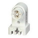 Cooper Wiring 2500W-BOX Fluorescent Lampholder; 600 Volt AC, 660 Watt, Screw with Captive Pal Nut Mount, White