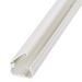 Panduit LD5EI8-A Pan-Way® Size 5 Two-Piece Latching Surface Raceway; 6 ft, PVC, White