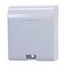 Intermatic WP1250MXD 2-Gang Weatherproof Cover; Die-Cast Aluminum, Gray