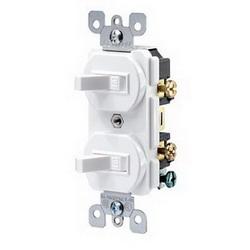 Leviton 5224-2I Combination Toggle Switches - Crescent Electric ...