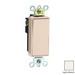 Leviton 5621-2T Decora Plug® Commercial Rocker AC Quiet Switch; 1-Pole, 120/277 Volt AC, 20 Amp, Light Almond