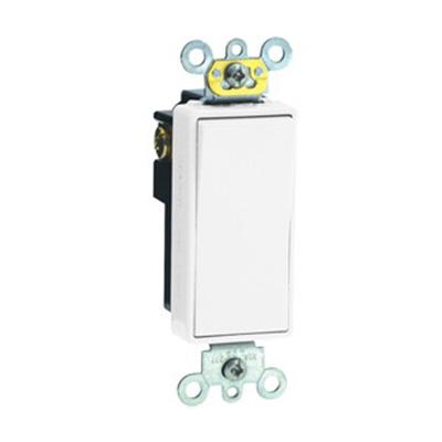 Leviton 5621 2w decora commercial rocker ac quiet light for Decora light switches