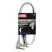 Carol 05656.63.10 SRDT Dryer Cord; 10/3 AWG, 6 ft, 30 Amp, 250 Volt, PVC Jacket, Gray