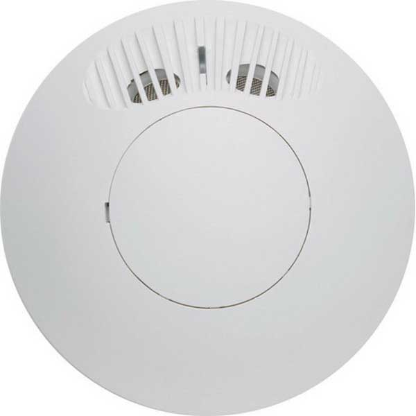 Hubbell Automation OMNIUS2000 OMNI™ IntelliDAPT® Ultrasonic Sensor; 24 Volt DC, 2000 Sq ft, Off White, Ceiling Mount