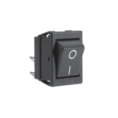 Selecta Switch SS-961-BG Rocker Switch 2-Pole  DPST  125/250 Volt AC  20 Amp