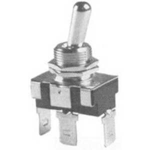 Selecta Switch SS115-BG Toggle Switch; 1-Pole, SPDT, 125/250 Volt AC, 20/10 Amp