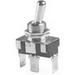Selecta Switch SS115-BG Toggle Switch; 1-Pole, SPDT, 125/250 Volt AC, 20/10 Amp