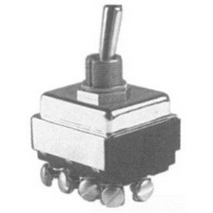 Selecta Switch SS219S-BG Toggle Switch 4-Pole  4PST  125/250 Volt AC  15/10 Amp