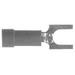 Selecta Switch ST-1A-BG Standard Tongue Spade Terminal; 16-14 AWG, #6 Stud, Vinyl, Blue