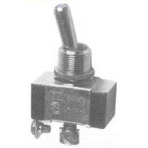 Selecta Switch SS206S-BG Toggle Switch; 1-Pole, SPST, 125/250 Volt AC, 20/12 Amp