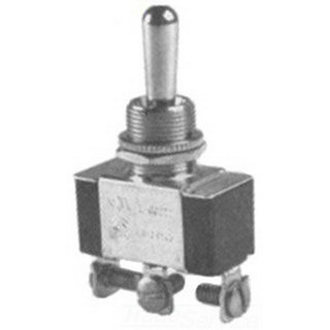 Selecta Switch SS206SP-BG Toggle Switch; 1-Pole, SPST, 125/250 Volt AC, 20/12 Amp