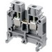 ABB 011511811 1SNA115118R1100 entrelec® Standard M6/8 Feed-Through Terminal Block; 600 Volt, 41 Amp, 8 mm Space, Screw Clamp Connection, Gray