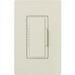 Lutron MACL-153M-LA Maestro® C.L™ Single Pole Tap On/Off Dimmer Switch; 120 Volt AC, 600/150 Watt, CFL/LED/Incandescent/Halogen, Light Almond