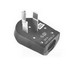 Midwest C64U Angle Plug; 60 Amp, 125/250 Volt, NEMA 14-60R