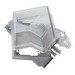 Pass & Seymour WIUC10-SC While-In-Use Shallow 1-Gang Weatherproof Cover; Box Mount, Polycarbonate, Gray