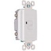 Pass & Seymour 2085-W Dead Front Specification Grade Decorator Blank Face GFCI Receptacle; Wallplate Mount, 125 Volt AC, 20 Amp, 2-Pole, 3-Wire, White