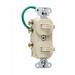 Pass & Seymour 696-IG 3-Way Double Combination Switch; 120/277 Volt AC, 15 Amp, 1-Pole, Grounding, Ivory