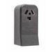 Pass & Seymour 388 Specification Grade Straight Blade Power Receptacle; Surface Mount, 125/250 Volt AC, 30 Amp, 2-Pole, 3-Wire, NEMA 10-30A, Black