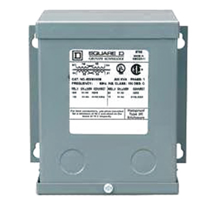 schneider electric square d 500sv82b buck boost dry transformer schneider electric square d 500sv82b buck boost dry transformer 240 480 volt primary 24 48 volt secondary 0 5 kva 4 wire 1 phase