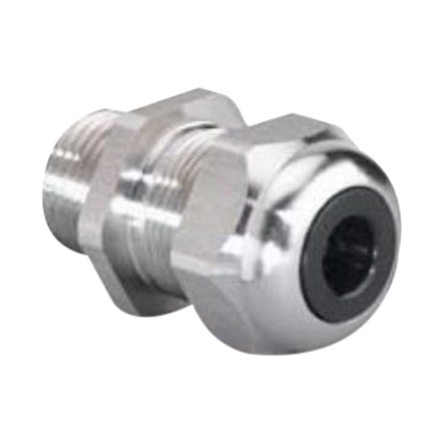 Thomas & Betts 2921SST Ranger® Liquidtight Straight Cord Connector; 1/2 Inch, Threaded x Compression, 304 Stainless Steel