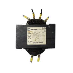 Eaton / Cutler Hammer C1000C2A MTC Industrial Control Transformer 240 x 480/230 x 460/220 x 440 Volt Primary  120/115/110 Volt Secondary  1000 VA  Screw Terminal
