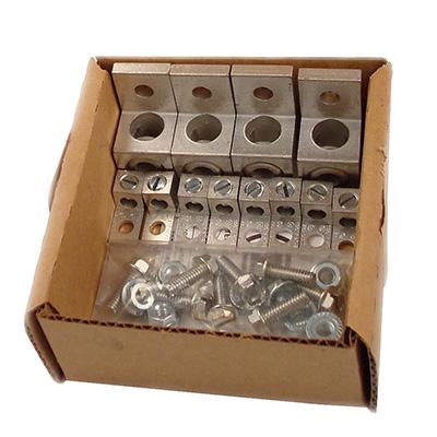 Eaton / Cutler Hammer LKS1 Terminal Lug Kit; 14-2 AWG, For 15 - 37.5 KVA 1 Phase, 15 - 45 KVA 3 Phase Transformer