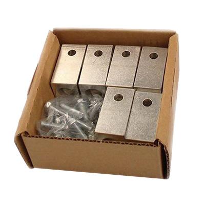 Eaton / Cutler Hammer LKS2 Terminal Lug Kit; 6 AWG-250 kcmil, For 50 - 75 KVA 1 Phase, 75 - 112.5 KVA 1 Phase Transformer