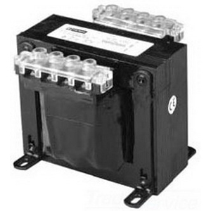 Eaton / Cutler Hammer CE0500E4DCE MTE Industrial Control Transformer 380/400/415 Volt Primary  110/120 Volt Secondary  500 VA  1 Phase