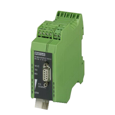 Phoenix 2708559 PSI-MOS-PROFIB/FO1300 E Fiber Optic Converter PROFIBUS Interface  12 Mbps  850 N-m