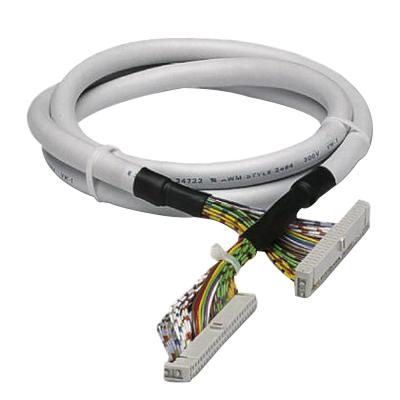 Phoenix Contact Phoenix 2289078 FLK 50/EZ-DR/ 100/KONFEK Round Cable Set; 1 m, 26 AWG
