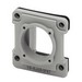 Phoenix Contact Phoenix 1689080 VS-08-A-RJ45/MOD-1-IP67 Panel Mounting Frame; Gray, Plastic, NBR Sealing