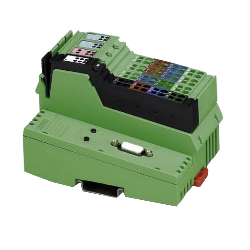 Phoenix Contact Phoenix 2878696 MOD BK DI8 DO4-PAC Modbus/RTU(ASCII) Bus Coupler; DIN Rail Mount
