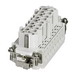 Phoenix Contact Phoenix 1648241 16-I-UT-F HC-B Heavycon® B16 Female Insert; 16 Amp, 500 Volt, Screw Terminal, 20-14 AWG
